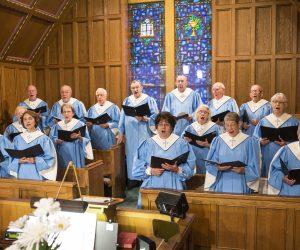Zerr Chapel Choir