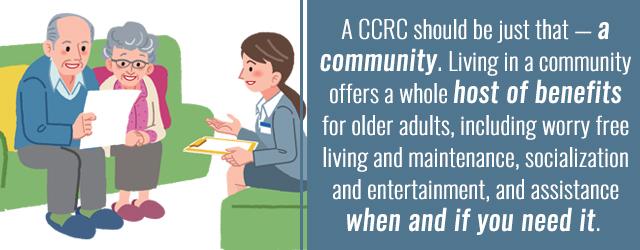 Senior Community in Retirement