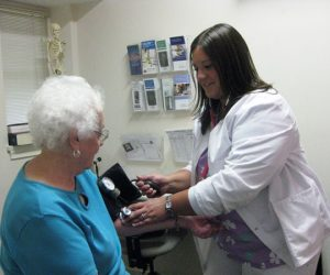 Visiting Physicians Office & Campus Nurse