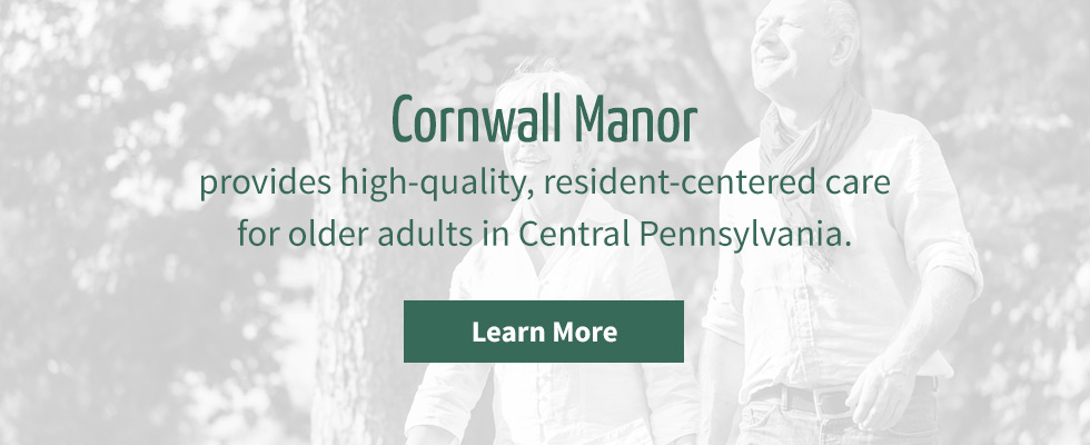 Learn More About Cornwall Manor