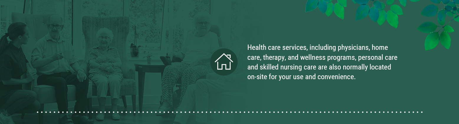 What Are Continuing Care Retirement Communities?
